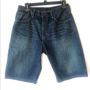 Levi's 569 jeans shorts sz w33
